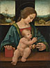 Follower of Giovanni Antonio Boltraffio: 'The Virgin and Child'