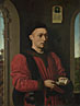 Petrus Christus: 'Portrait of a Young Man'