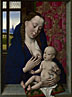 Dirk Bouts: 'The Virgin and Child'