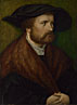Augsburg, Unknown artist: 'Portrait of a Man'