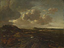 Willem Buytewech the Younger: 'A Dune Landscape'