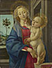 Workshop of Sandro Botticelli: 'The Virgin and Child with a Pomegranate'