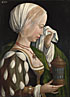 Workshop of Master of the Magdalen Legend: 'The Magdalen Weeping'