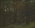 Gustave Courbet: 'In the Forest'
