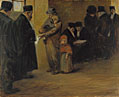 Jean-Louis Forain: 'Legal Assistance'