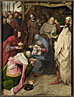 Pieter Bruegel the Elder: 'The Adoration of the Kings'