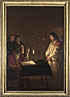 Gerrit van Honthorst: 'Christ before the High Priest'