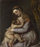 Titian: 'The Virgin and Child'