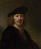 Govert Flinck: 'Self Portrait aged 24'