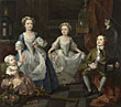 William Hogarth: 'The Graham Children'