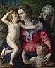 Bronzino: 'The Madonna and Child with Saints'