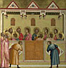 Attributed to Giotto di Bondone: 'Pentecost'