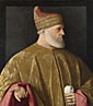 Vincenzo Catena: 'Portrait of the Doge, Andrea Gritti'
