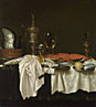 Willem Claesz. Heda: 'Still Life with a Lobster'