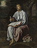 Diego Velázquez: 'Saint John the Evangelist on the Island of Patmos'