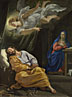 Philippe de Champaigne: 'The Dream of Saint Joseph'