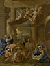 Nicolas Poussin: 'The Adoration of the Shepherds'