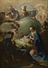Giovanni Battista Pittoni: 'The Nativity with God the Father and the Holy Ghost'