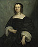 Cornelius Johnson: 'Portrait of a Lady'