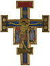 Master of Saint Francis: 'Crucifix'