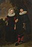 Dutch: 'Portrait of a Man and a Woman'
