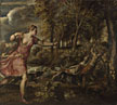Titian: 'The Death of Actaeon'