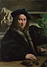 Parmigianino: 'Portrait of a Man'