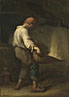 Jean-François Millet: 'The Winnower'