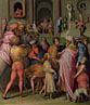 Pontormo: 'Joseph sold to Potiphar'