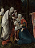 Wolf Huber: 'Christ taking leave of his Mother'