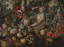 Joachim Beuckelaer: 'The Four Elements: Earth'