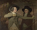 Sir Henry Raeburn: ''The Archers''