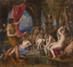 Titian: 'Diana and Actaeon'