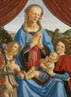 Andrea del Verrocchio: 'The Virgin and Child with Two Angels'