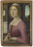 Style of Domenico Ghirlandaio, Costanza Caetani
