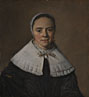 Frans Hals, Portrait of a Young Woman