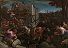 Leandro Bassano, The Tower of Babel
