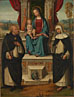 Garofalo, The Virgin and Child with Saints