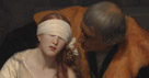 Detail from Paul Delaroche, 'The Execution of Lady Jane Grey', 1833