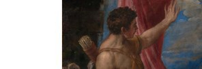 Technical bulletin 36 - Detail from Titian, Diana and Actaeon, 1556-9
