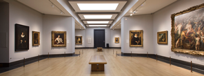 Rubens and Rembrandt display in New Gallery B © National Gallery, London