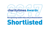 Charitytimes Awards shortlisted