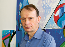 Andrew Marr. Photo by Andy Sewell