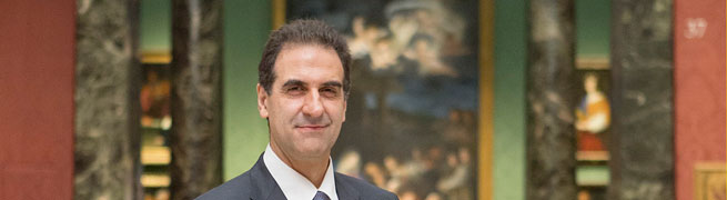 Gabriele Finaldi, Director of the National Gallery