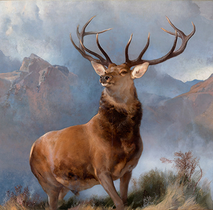 Edwin Landseer 'The Monarch of the Glen'