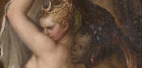 Titian's 'poesie': The commission | Titian: Love Desire ...  |Diana And Actaeon Titian