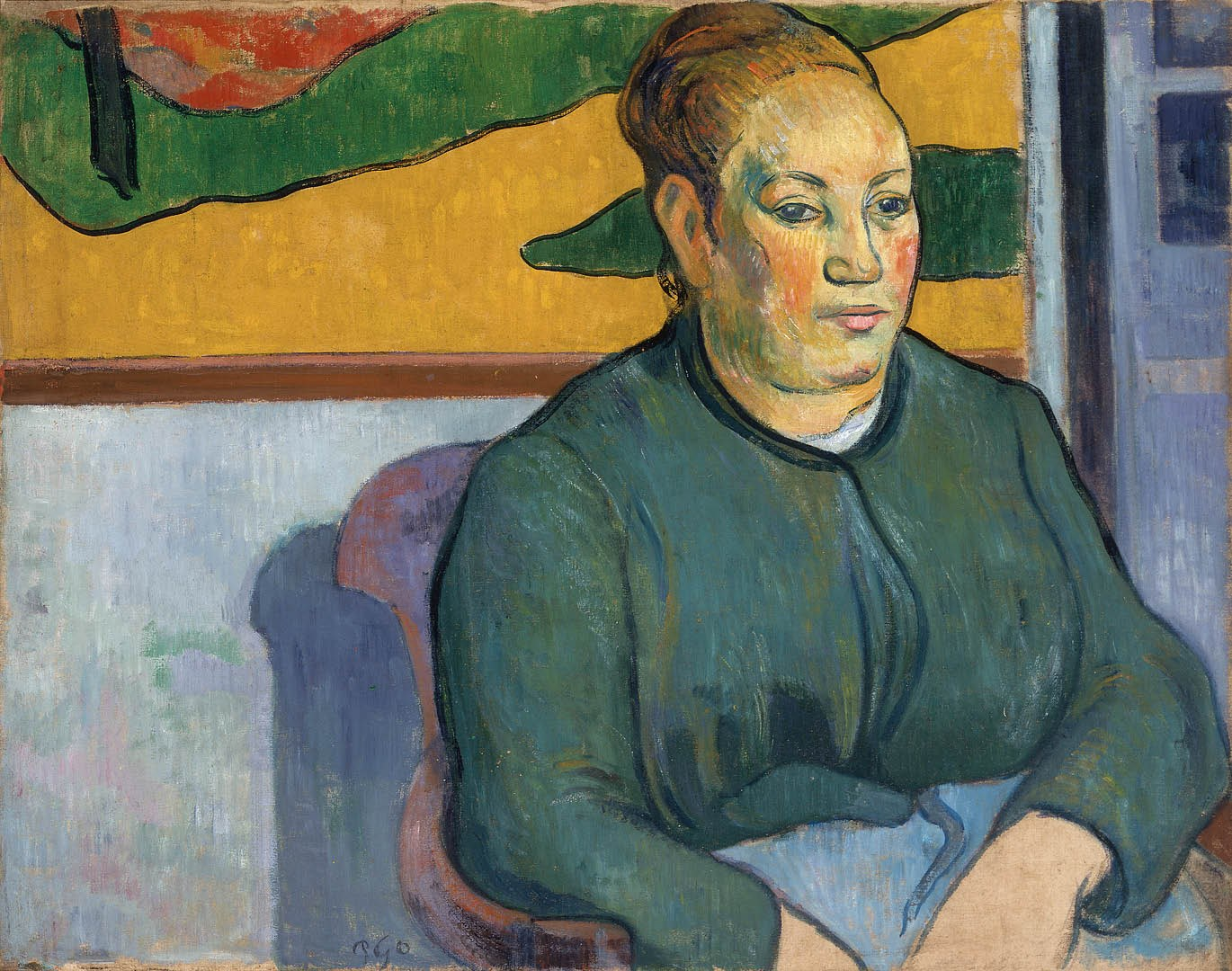 The Credit Suisse Exhibition Gauguin Portraits