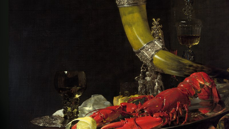 Willem Kalf, 'Still Life with Drinking-Horn', about 1653