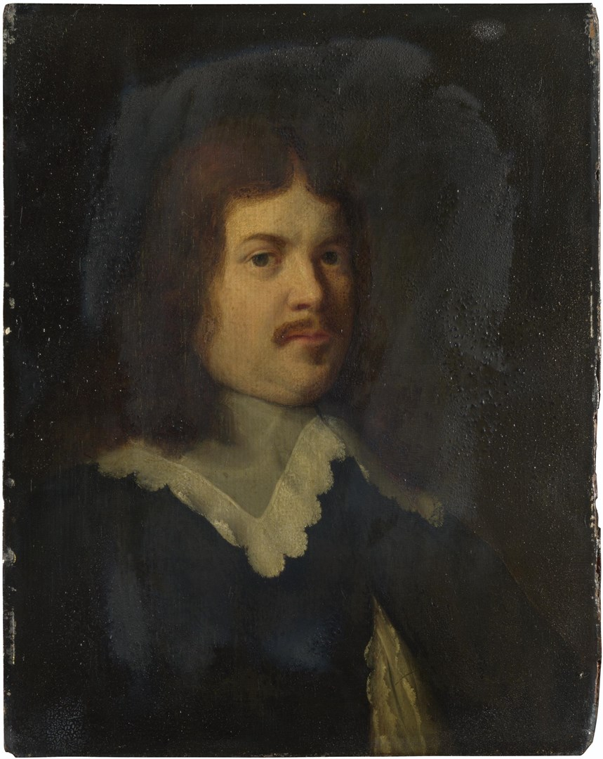Portrait of a Man by Dutch