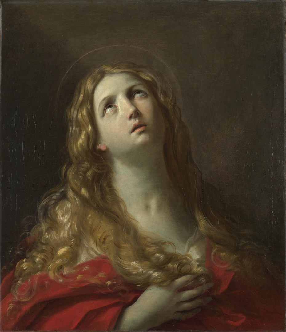 Saint Mary Magdalene by Guido Reni